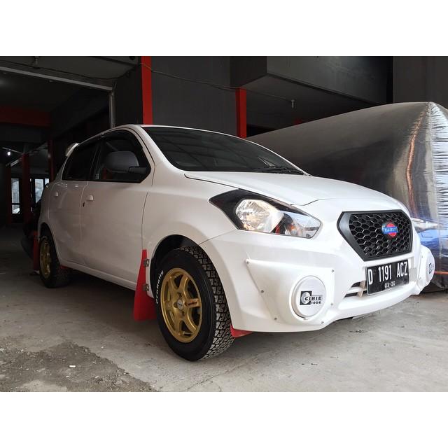 Modifikasi Datsun GO+ Panca Dan Datsun GO Hatchback Yang