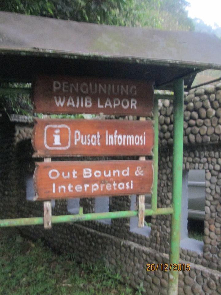 Camping di Pondok Halimun, Taman Nasional Gunung Gede ...